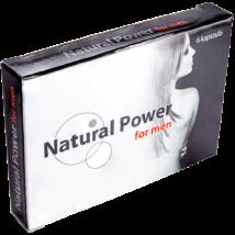 Natural Power for men potencianövelő - 6 kapszula