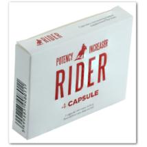 RIDER potencianövelő - 4 kapszula