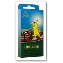AMOR LONG LOVE késleltető óvszer - 12 db
