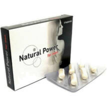Natural Power for men potencianövelő - 6 kapszula