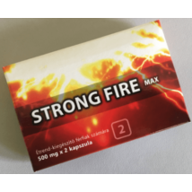 STRONG FIRE MAX - 2 kapszula