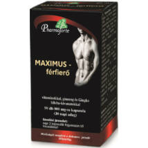 MAXIMUS férfierő - 90 kapszula