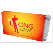 LONG LOVE korai magömlés ellen - 4 kapszula