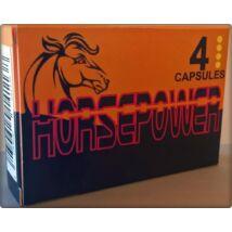 HORSEPOWER potencianövelő - 4 kapszula