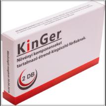 KinGer potencianövelő - 2 kapszula