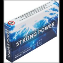 STRONG POWER potencianövelő - 4 kapszula