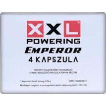 XXL POWERING EMPEROR potencianövelő – 4 kapszula