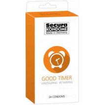 Secura Good Timer  - 24 db óvszer