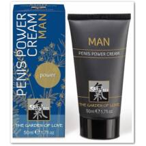 HOT MAN PENIS POWER CREAM - 50 ml