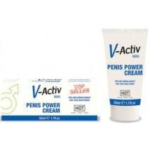 V-Activ PENIS POWER CREAM - 50 ml