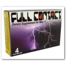 FULL CONTACT potencianövelő - 4 kapszula
