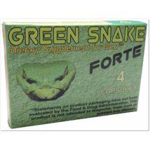 GREEN SNAKE FORTE potencianövelő - 4 kapszula