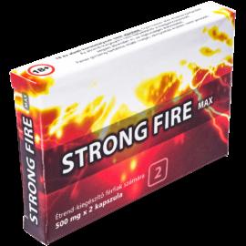 STRONG FIRE MAX - 2 db kapszula