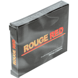 ROUGE RED potencianövelő - 2 db kapszula