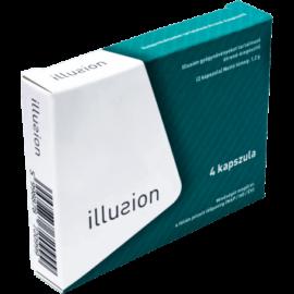 ILLUSION potencianövelő - 4 db kapszula