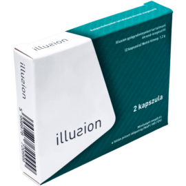 ILLUSION potencianövelő - 2 db kapszula
