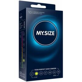 My Size 49 óvszer - 10 db
