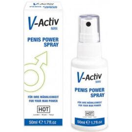 V-Activ Penis Power Spray for Men - 50 ml