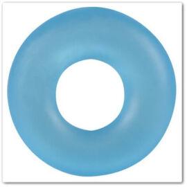Stretchy Cockring Frosted Blue péniszgyűrű - 1 db