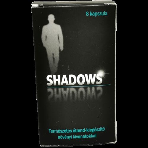 SHADOWS potencianövelő - 8 db kapszula