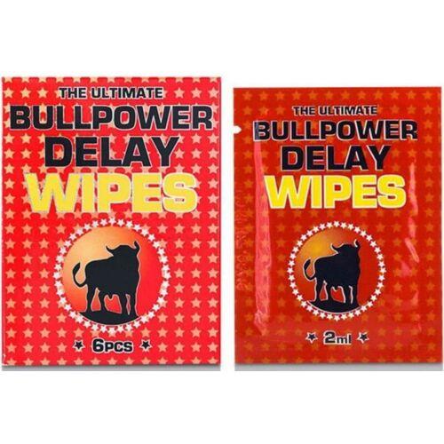 Bull Power: Wipes Delay - 6  db