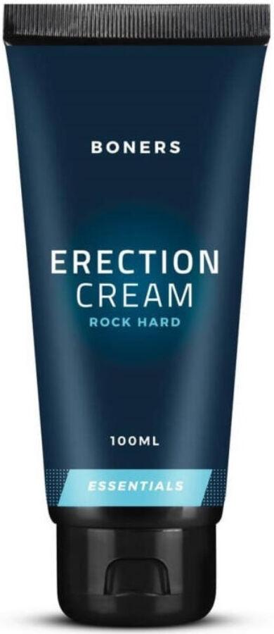 Boners Erection - stimuláló intim krém férfiaknak - 100ml