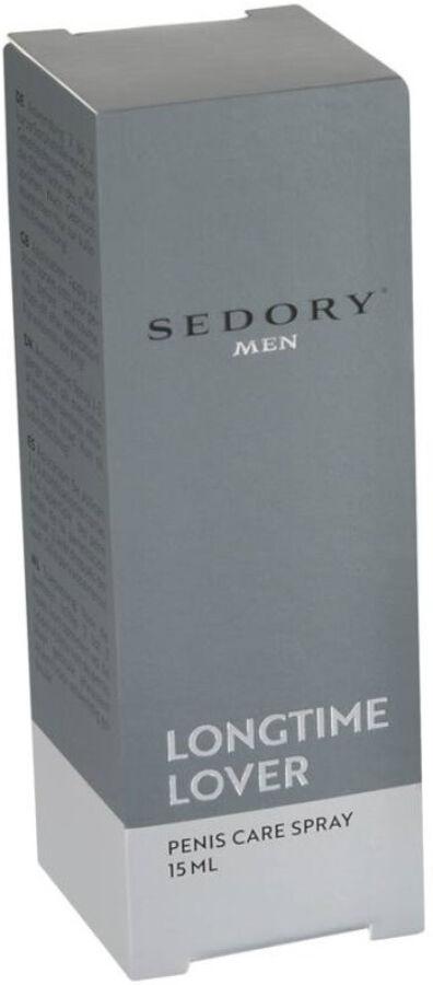 Sedory Longtime - ejakuláció késleltető spray - 15ml