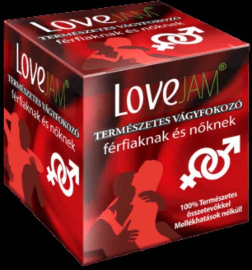LoveJAM Classic potencianövelő - 40 g