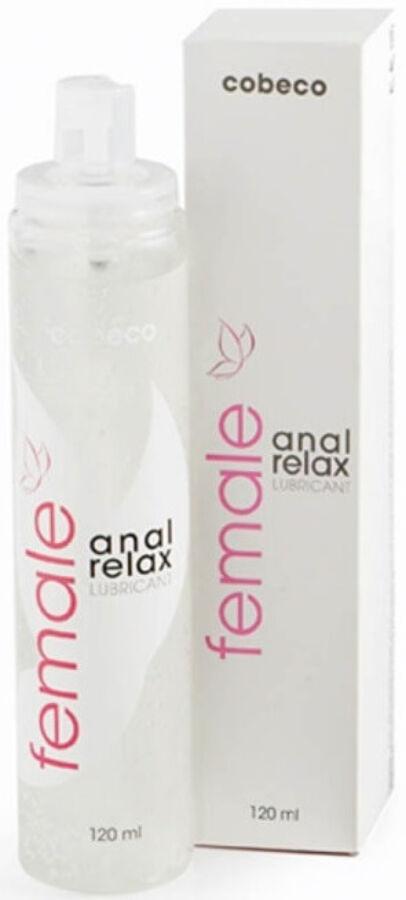 FEMALE anal relax lubricant - 100 ml