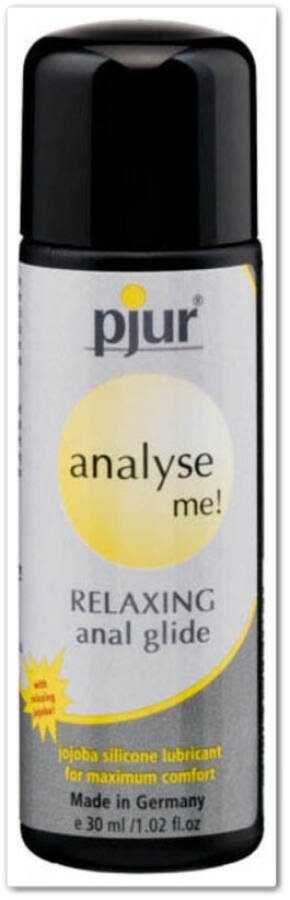 Pjur analyse me! RELAXING anal glide - 30 ml